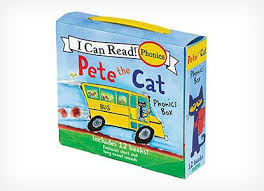 Pete the Cat Phonics Box Set 50 Best Toys for 5 Year Olds - Top Kindergarten Boys and