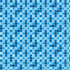 blue tiles. Pattern Blue Tiles Texture Stock Vector - 10957863