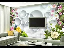 Wallpaper Design Home Decoration Wallpaper design for living room Home decoration ideas 100 part 100 39
