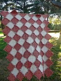 Christmas Rag Quilt Holiday Frost Red and by SunflowerRagWorks ... & Christmas Rag Quilt Holiday Frost Red and by SunflowerRagWorks, $175.00 |  Sewing | Pinterest | Christmas rag quilts, Rag quilt and Frosting Adamdwight.com