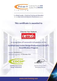 Certified Data Centre Design Professional Cdcdp Certified Data Centre Design Professional Netteks Blog Page