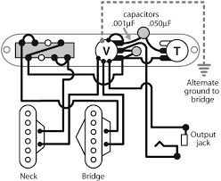 double neck wiring diagrams wiring diagram double humbucker wiring image wiring a dual humbucker tele telecaster guitar forum on wiring