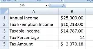 Vat Calculation Formula In Excel Download How To Calculate A Tax In Excel Quora