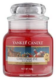 <b>Ароматическая свеча Christmas Eve</b> Yankee Candle купить, цена ...