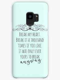 Samsung Quote Simple Maxon Schreave Quote Cases Skins For Samsung Galaxy By