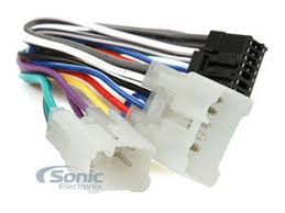 scosche smta02pio1603b 1987 up toyota direct connection harness direct connection harness to 2003 up pioneer 16 pin connectors for select 1987 up toyota vehicles