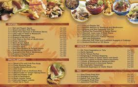 Restaurant Menu Layout Ideas Ideas And Examples To Make To Do A Restaurant Menu Design And