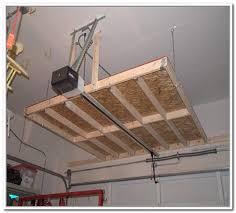 best 25 overhead storage ideas on diy garage