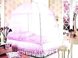 Princess Canopy Beds Bed Curtains Full Size For Girl Home ...