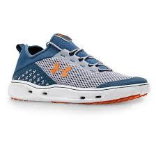under armour shoes blue. under armour men\u0027s kilchis water shoes, steel/mechanic blue/rodeo orange shoes blue