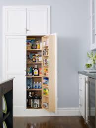 recessed pantry design