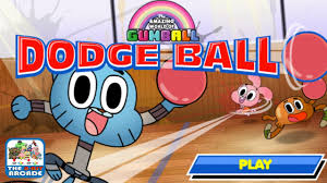 the amazing world of gumball dodge ball be the dodge ball king cartoon network games