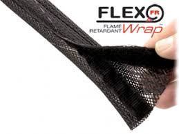 techflex braided sleeving products flexo wrap fr hook techflex braided sleeving products flexo wrap fr hook amp loop sleeving techflex com au expandable braided cable wire harness hose sleeving