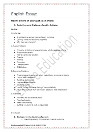 css english essay notes