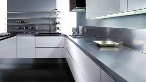 Grey Modern Kitchen Design White Modern Kitchen Designs With Backsplash Kitchen