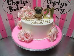 Birthday Cakes For Ladies 18 Charlys Bakery