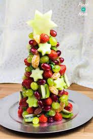fruit christmas tree. Interesting Christmas Syn Free Fruit Christmas Tree And T
