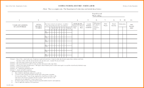 Payroll Forms Free 24 Printable Payroll Forms Pay Stub Format 10