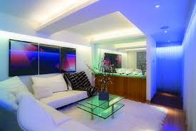 home led lighting strips. LED Light Strips In Cool White And Blue Shade For A Clean, Bright Home Led Lighting