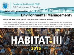 what does bsc stand for the bsc in spatial planning and environmental management at dit
