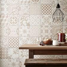 vintage look wall tiles