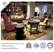 china leisure hotel furniture for lounge lobby with sofa set yb b 4 china living room furniture bedroom furniture