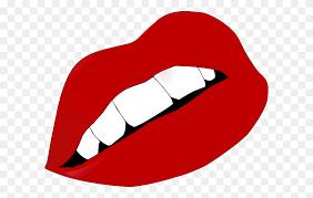 red lips kiss clip art at vector clip