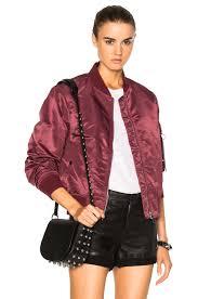 image 1 of rag bone manston er jacket in burdy