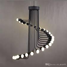 industrial chandelier lighting