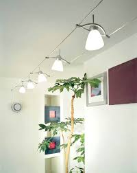 full image for track and wire lights track lights flexible flexible track lighting 2 light led