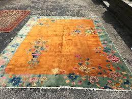 gold oriental rug antique oriental rug gold ochre art handmade black gold oriental rug blue and