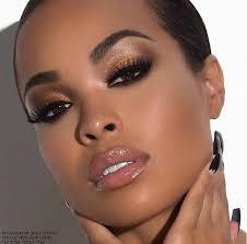 coquita bonita make up para peles negras e ou multas black makeup for