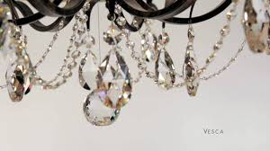 fresh perspective with vesca by swarovski lighting