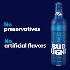 Bud Light Aluminum Bottles 20 Pack Price Bud Light Beer 20 Pack Beer 16 Fl Oz Bottles Walmart Com