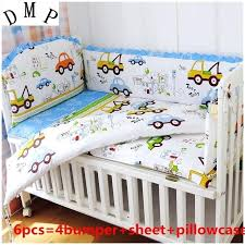 baby crib sheet sets boy baby cot crib bedding sets nursery bedding kit embroidered cover baby