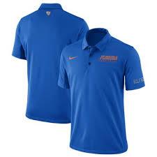 Royal Brand Jordan Florida Team Basketball Gators - Shirt Polo