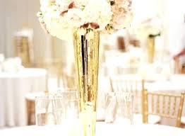 mercury glass vases tall vase gold ta