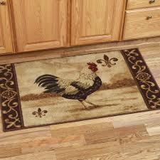 stunning parquet design kitchen slice rugs