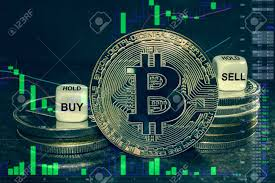The Coin Cryptocurrency Bitcoin Btc Stack Of Coins And Dice