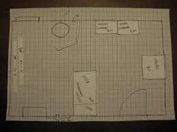 Create A To Scale Sketch With Graph Paper To Make Space Planning A