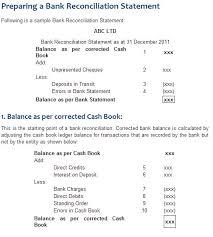 bank reconciliation form bank reconciliation form bank reconciliation spreadsheet template