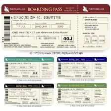 Exklusive einladungskarten als flugticket, ticket, boarding pass, geburtstag, hochzeit, boarding pass, karte, originell, ausergewöhnlich, schön. Coole Einladungskarten Zum Geburtstag Als Flugticket Boarding Pass