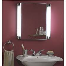 bathroom cabinet lighting. Jensen (Formerly Broan) Recessed Mount Medicine Cabinet, 20-3/8\ Bathroom Cabinet Lighting T