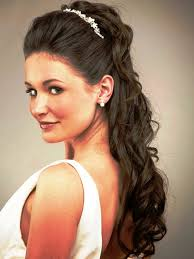 Curly Hair Style Up 20 elegant half up half down curly hairstyles ideas inspired luv 2031 by wearticles.com