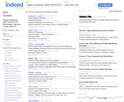 Indeed Resume Best Indeed Find Resumes How To Use Indeed Resume Search 69