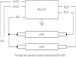 advance sign ballast wiring diagram schematic allanson fluorescent Universal Ballast Wiring Diagrams at Allanson Ballast Wiring Diagram
