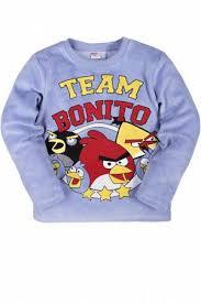 <b>Лонгслив Bonito</b> Цвет: птицы,голубой; Состав: 100% хлопок; Мин ...