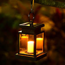 outdoor candle lighting. Perfect Lighting LED Solar Powered Wall Lamp Umbrella Lantern Candle Lights Outdoor Home  Garden Porch Courtyard Indoor To Lighting A