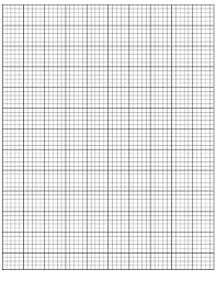 Black Cross Stitch 4 Lines Per Division Graph Paper Template