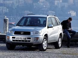 TOYOTA RAV4 5 Doors specs & photos - 2000, 2001, 2002, 2003 ...